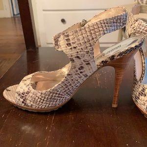 Michael Kors Snakeskin Stilettos